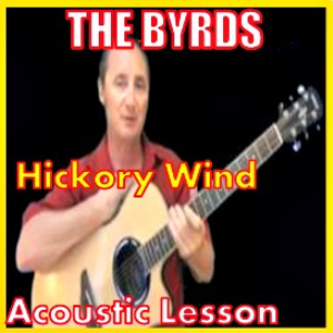 Learn to play Hickory Wind by the Byrds | Movies and Videos | Educational