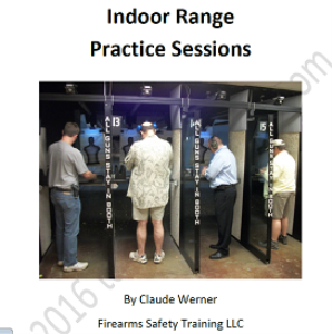indoor range practice sessions