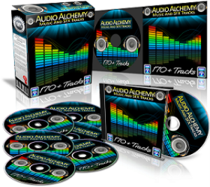 Audio Alchemy Resell rights music and sound effects collection | Music | Instrumental