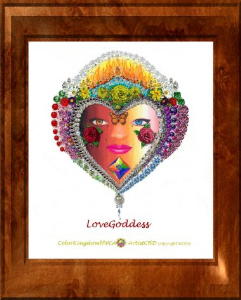 Love Goddess-1 | Photos and Images | Digital Art