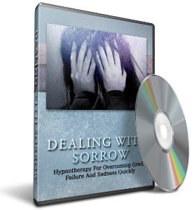 Dealing with sorrow hypnotherapy audio book with resell rights | Audio Books | Meditation