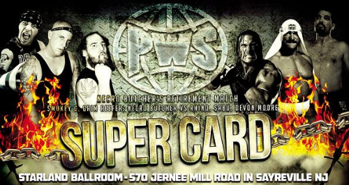 Second Additional product image for - Pro Wrestling Syndicate Super Card 2016