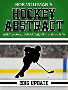 Hockey Abstract 2016 Update | eBooks | Sports