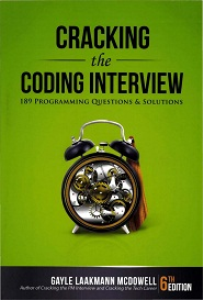 cracking the coding interview: 189 programming questions and solutions 6th edition