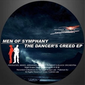 men of symphany - the dancer's creed ep