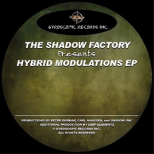 the shadow factory - hybrid modulations ep