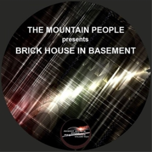 the mountain people - brick house in basement