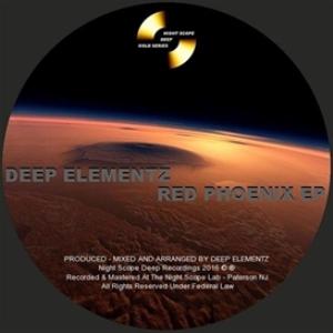 deep elementz - red phoenix ep