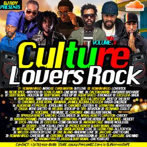 dj roy culturelovers rock mix vol.8