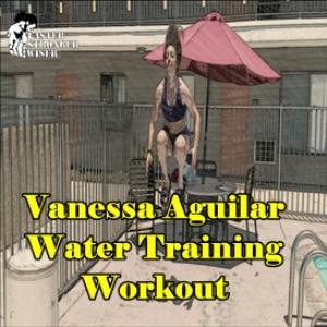 vanessa aguilar water training program