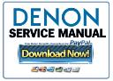 Denon AVR-2312CI 2312 Service Manual | eBooks | Technical