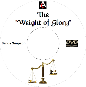 "The ""Weight of Glory"" MP3 