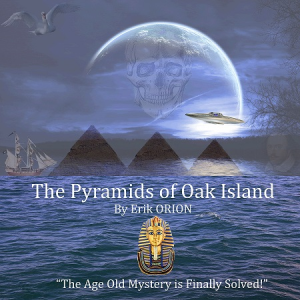 the pyramids of oak island