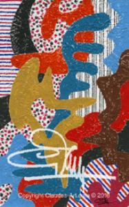 """claude's art: collection """"papiers froissés"""" dessin # 76g wallpaper"""