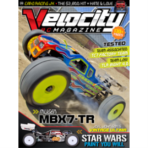 Velocity RC Magazine 1 Year Subscription | eBooks | Automotive