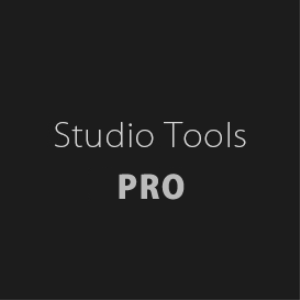 Studio Tools Pro 1.0 - Single User ( C4D ) | Software | Add-Ons and Plug-ins