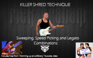 killer shred technique
