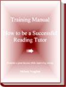 Training Manual: How To Be A Successful Reading Tutor | eBooks | Education