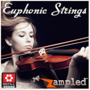 Euphonic Strings Refill For Reason | Software | Add-Ons and Plug-ins