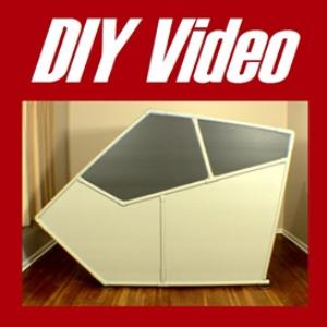DIY Flight Sim Pod | Movies and Videos | Educational