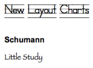 Schumann: Little Study | Music | Classical