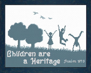 children are a heritage