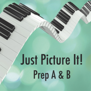 just picture it, prep a & b (private studio license)