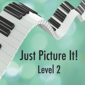 Just Picture It, Level 2 (private studio license) | eBooks | Music