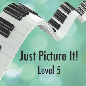 just picture it, level 5 (private studio license)