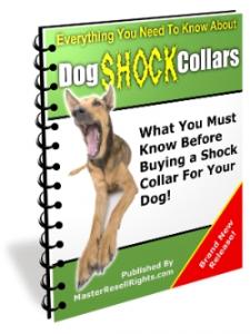 Dog Shock Collars | eBooks | Pets