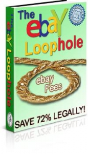 The eBay Loophole | eBooks | Internet