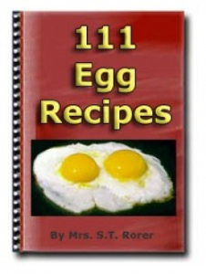 111 Egg Recipes | eBooks | Food and Cooking