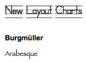 Burgmuller: Arabesque | Music | Classical