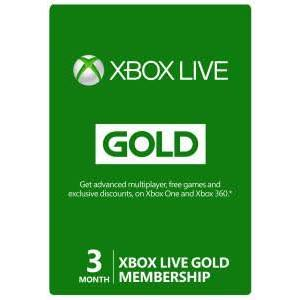 3 Month xbox live membership profile | Other Files | Everything Else
