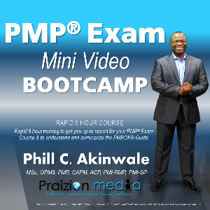 PMP Exam Mini Video Bootcamp | Software | Business | Other