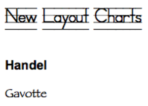 Handel: Gavotte | Music | Classical