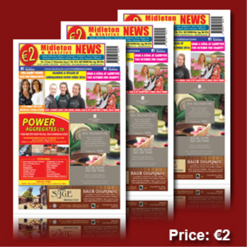 First Additional product image for - Midleton News August 10th 2016