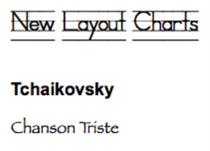 Tchaikovsky: Chanson Triste | Music | Classical