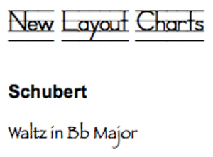 schubert: waltz in bb major