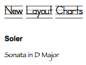 Soler: Sonata in D Major | Music | Classical