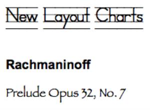 rachmaninoff: prelude op. 32, no. 7