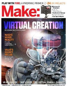 Make: magazine Volume 52 | eBooks | Internet