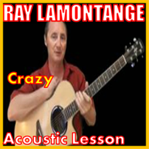 Learn to play Crazy by Ray Lamontagne | Movies and Videos | Educational