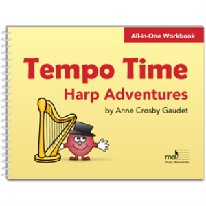 tempo time harp adventures (private studio license)