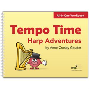 Tempo Time Harp Adventures (private studio license) | eBooks | Music