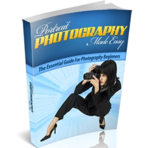 Portrait Photography Made Easy | eBooks | Other