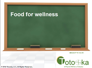 Food for wellness | Other Files | Presentations