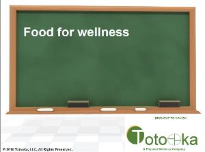 food for wellness