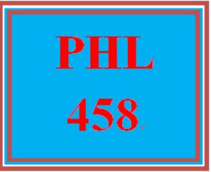 PHL 458 Week 2 Creative Spark Talk Analysis   eBooks   Education