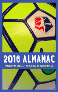 2016 NWSL Almanac MIDSEASON UPDATE | Other Files | Everything Else